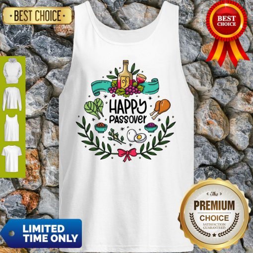 Official Happy Passover Tank Top
