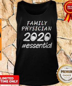 Awesome Family Physician 2020 Mask Essential Tank Top