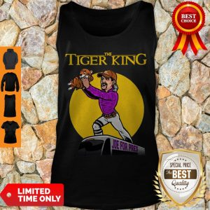 Nice The Lion King Joe For Pres The Tiger King Tank Top