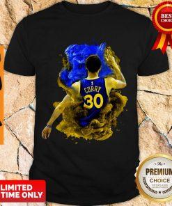 Top NBA Stephen Curry 30 LeBron James Shirt