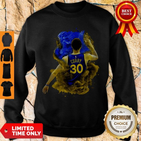 Top NBA Stephen Curry 30 LeBron James Sweatshirt