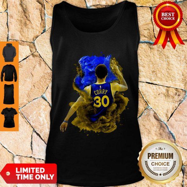 Top NBA Stephen Curry 30 LeBron James Tank Top