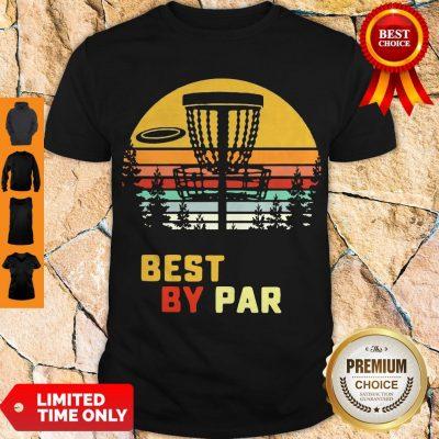 Awesome Best Dad By Par Vintage Shirt