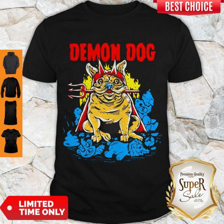Cute Demon Dog Shirt