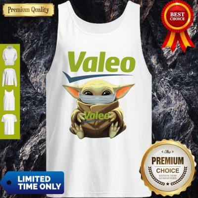 Good Star Wars Baby Yoda Hug Valeo Mask Covid 19 Tank Top