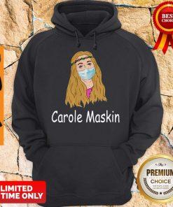 Premium Girl Mask Carole Baskin Hoodie