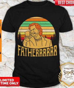 Hot Douglas Reynholm Fatherrrrrr Vintage Shirt