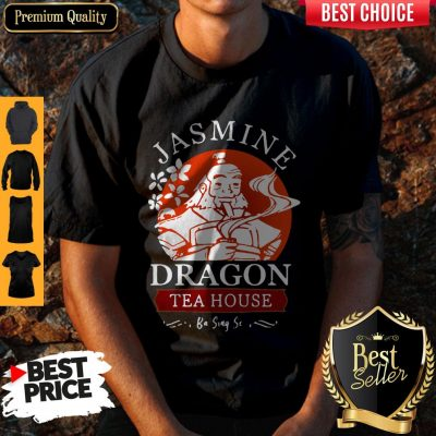 Nice Jasmine Dragon Tea House Ba Sing Se Shirt