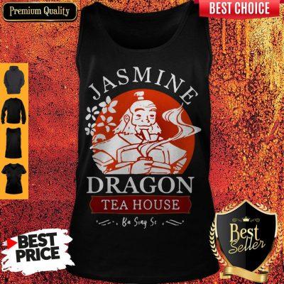 Nice Jasmine Dragon Tea House Ba Sing Se Tank Top