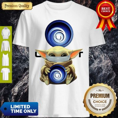 Nice Star Wars Baby Yoda Hug Ubisoft Mask Covid 19 Shirt