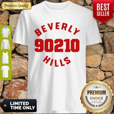 Premium Beverly Hills 90210 Shirt