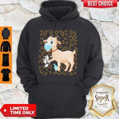 Premium Goat Foot Cleaning Hoodie