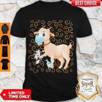 Premium Goat Foot Cleaning Shirt