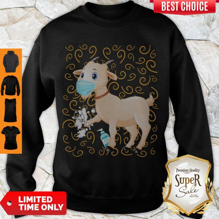 Premium Goat Foot Cleaning Sweatshirt