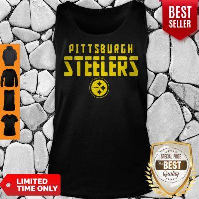 Premium Pittsburgh Steelers Football Logo Tank Top