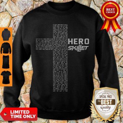 Premium Skillet Hero 2502 Na02 Sweatshirt