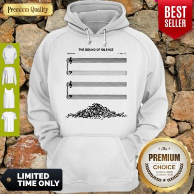 Premium The Sound Of Silence Hoodie - Design By Earstees.com