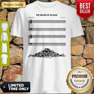 Premium The Sound Of Silence Shirt - Design By Earstees.com