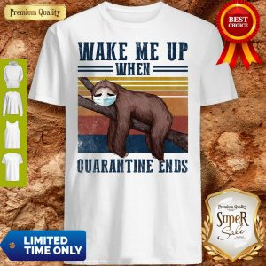 Good Sloth Wake Up Be Awesome Go To Bed That's How I Roll Vintage Shirt