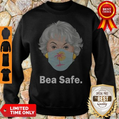 Premium The Golden Girls Bea Safe Sweatshirt