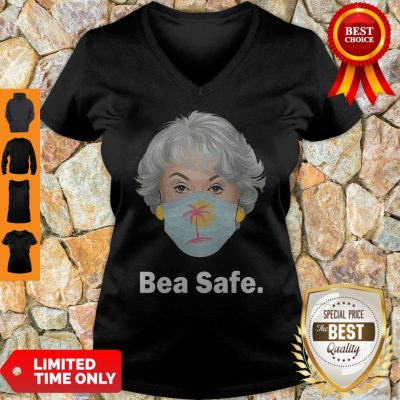 Premium The Golden Girls Bea Safe V-neck