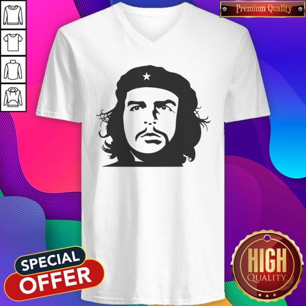 Awesome Comandante Che Guevara V-neck