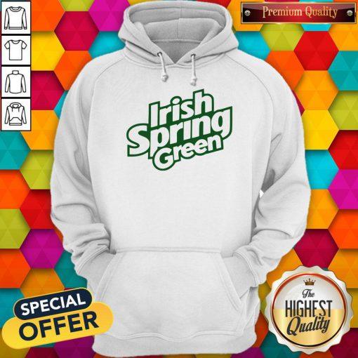 Awesome Irish Spring Green Hoodie