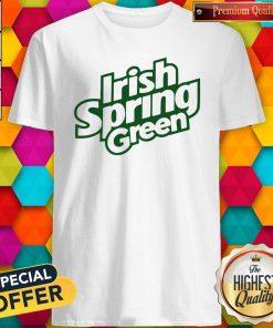 Awesome Irish Spring Green Shirt