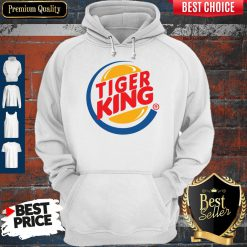 Awesome Tiger King Hoodie