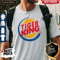 Awesome Tiger King Shirt