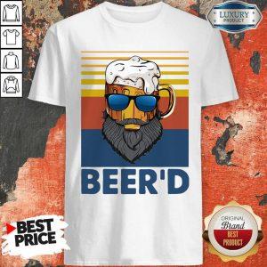 Good Beer Beer'd Vintage Shirt