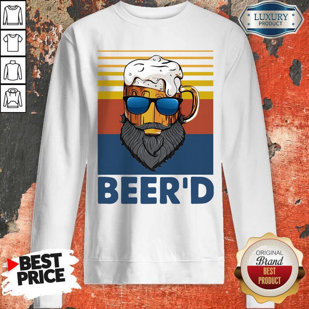 Good Beer Beer'd Vintage Sweatshirt