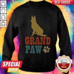 Nice Grand Paw Dog Sweatshirt