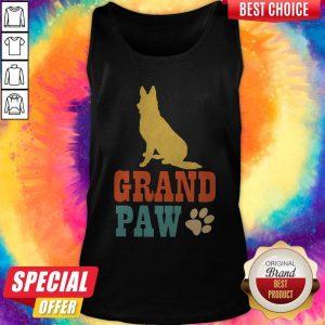 Nice Grand Paw Dog Tank Top