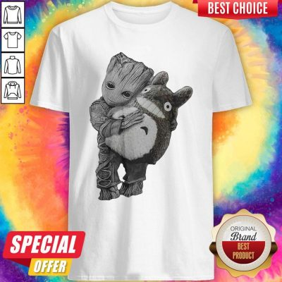 Official Baby Groot Ghibli Shirt