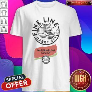 Official Harry Styles Fine Line Watermelon Sugar Shirt