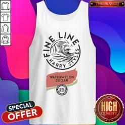 Official Harry Styles Fine Line Watermelon Sugar Tank Top