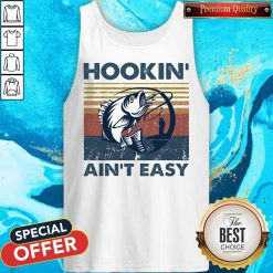 Official Hookin' Ain't Easy Vintage Tank Top