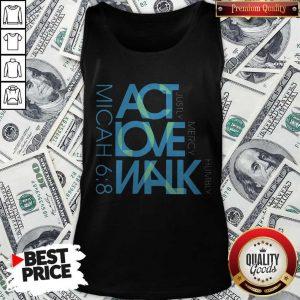 Original Act Love Walk Micah 68 Tank Top