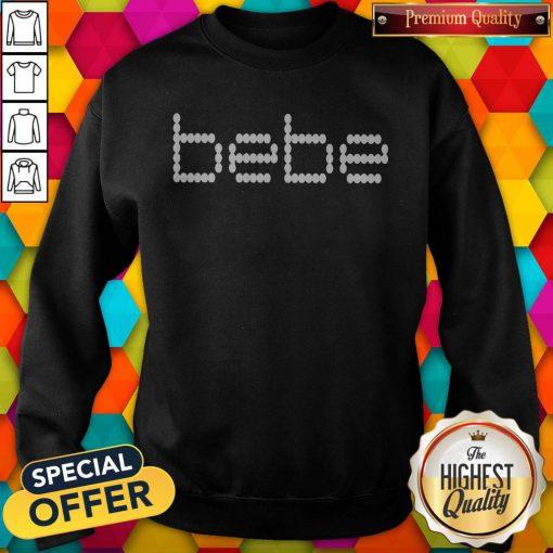 Original Bebe Sweatshirt