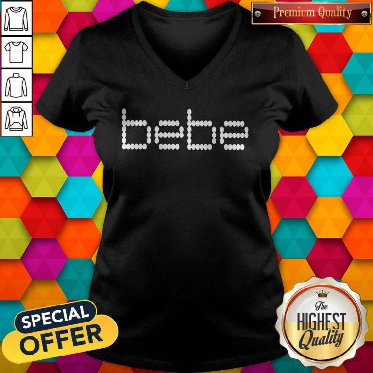 Original Bebe V-neck