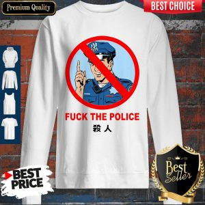 Original Fuck The Police Justice For Floyd Sweatshirt