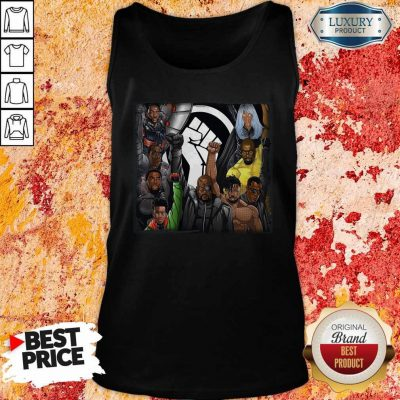 Perfect Black Panther Appreciation 2020 Strong Hand Tank Top