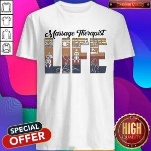 Perfect Massage Therapist Life Vintage Shirt