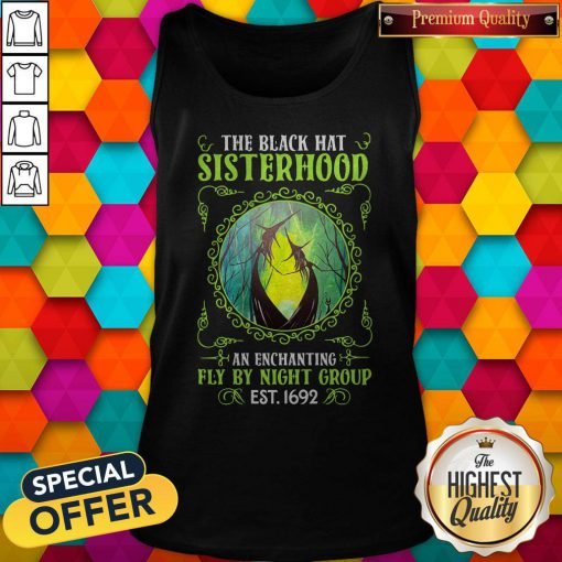 Premium The Black Hat Sisterhood Fly By Night Group Est Classic Tank Top