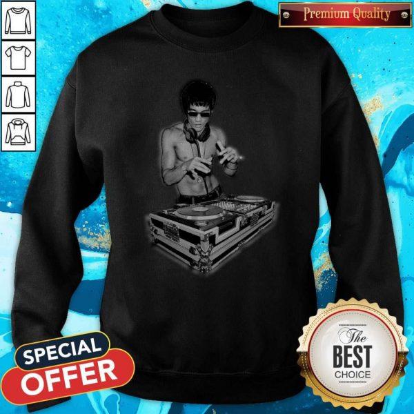 Top DJ Bruce Lee Sweatshirt