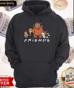Top Labyrinth Friends Funny Characters Worm Ludo Hoggle Hoodie