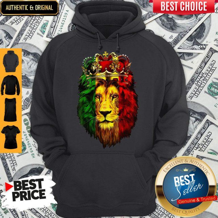 Top Lion King African American Hoodie