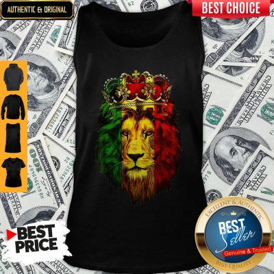 Top Lion King African American Tank Top