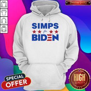 Top Simps For Biden 2020 Hoodie